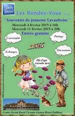 Le mercredi 4 février 2015 à 16h et le mercredi 11 février à 20h, deux Rendez-Vous « Autour de l'histoire de Lavault-Ste-Anne » sont organisés au Centre Social Rural Vicomte […]