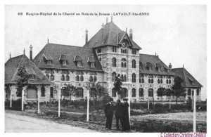 Hospice Hopital de La Charité.