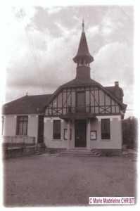 La Mairie-Ecole